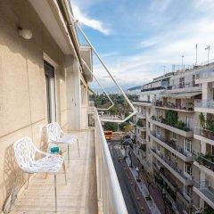 Отель Victoria Paradise Apartments Греция, Афины - отзывы, цены и фото номеров - забронировать отель Victoria Paradise Apartments онлайн балкон