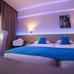 Les Palmiers Beach Hotel in Larnaca, Cyprus from 124$, photos, reviews - zenhotels.com childrens activities