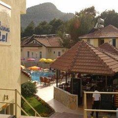 Carmina Hotel Турция, Олудениз - 3 отзыва об отеле, цены и фото номеров - забронировать отель Carmina Hotel онлайн балкон