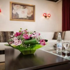 Гостиница Plaza Medical & SPA Кисловодск в Кисловодске 2 отзыва об отеле, цены и фото номеров - забронировать гостиницу Plaza Medical & SPA Кисловодск онлайн комната для гостей фото 4