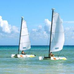 Отель Ocean Riviera Paradise Плая-дель-Кармен приотельная территория