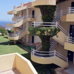 Отель Apartamentos HSM Calas Park - All Inclusive балкон