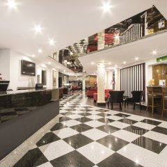 Pergola Hotel & Spa интерьер отеля