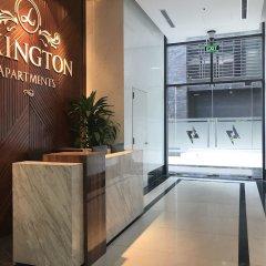 Апартаменты Lexington Serviced Apartments интерьер отеля