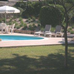 Hotel Les Cigales бассейн
