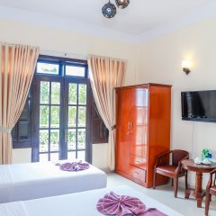 Отель TTC Villa Premium Ngoc Lan Далат комната для гостей фото 4