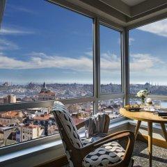 The Marmara Pera Турция, Стамбул - 2 отзыва об отеле, цены и фото номеров - забронировать отель The Marmara Pera онлайн фото 11