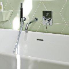 Отель des Galeries Бельгия, Брюссель - отзывы, цены и фото номеров - забронировать отель des Galeries онлайн ванная