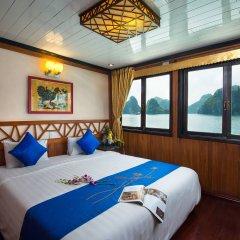 Отель Gray Line Halong Cruise Халонг комната для гостей