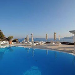 Отель Oias Retreat бассейн