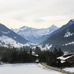 Hotel Bellerive Gstaad спортивное сооружение