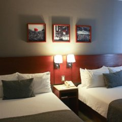 Casa Inn Business Hotel Mexico комната для гостей фото 2
