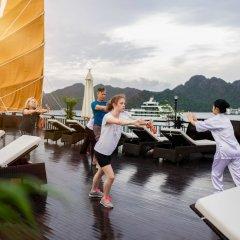 Отель Genesis Regal Cruise фитнесс-зал фото 3
