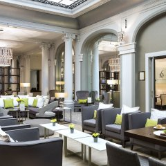Отель Marriott Opera Ambassador Париж интерьер отеля