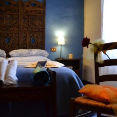 Отель B&B Le Undici Lune Италия, Сан-Джиминьяно - отзывы, цены и фото номеров - забронировать отель B&B Le Undici Lune онлайн комната для гостей фото 5