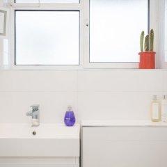 Апартаменты 1 Bedroom Apartment With Balcony in Angel Лондон ванная