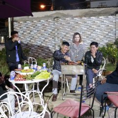 Отель Villa Da Lat Xua Далат помещение для мероприятий