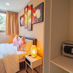 Отель Laguna Bay 2 By Pattaya Sunny Rental Паттайя сейф в номере