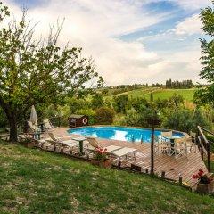 Отель Villa Somelli Италия, Эмполи - отзывы, цены и фото номеров - забронировать отель Villa Somelli онлайн бассейн фото 2