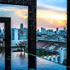 Отель Siam@Siam Design Hotel Bangkok Таиланд, Бангкок - отзывы, цены и фото номеров - забронировать отель Siam@Siam Design Hotel Bangkok онлайн бассейн фото 3