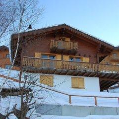 Отель Chalet Boucaro Нендаз балкон