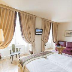 Отель Bernina 1865 Швейцария, Самедан - отзывы, цены и фото номеров - забронировать отель Bernina 1865 онлайн комната для гостей фото 2