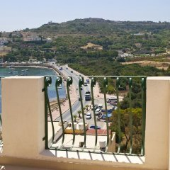 Отель Porto Azzurro Aparthotel балкон