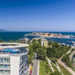 Отель SOL Marina Palace Болгария, Несебр - отзывы, цены и фото номеров - забронировать отель SOL Marina Palace онлайн фото 8