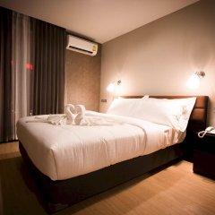 Отель C U Inn Bangkok Таиланд, Бангкок - отзывы, цены и фото номеров - забронировать отель C U Inn Bangkok онлайн комната для гостей фото 3