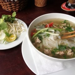 Отель Ba Sao Ханой питание фото 2