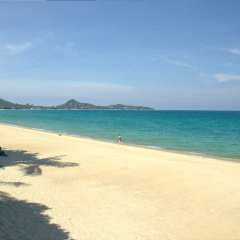 Отель Aloha Resort пляж фото 2