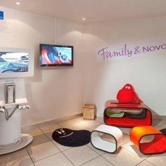 Отель Novotel Zurich City-West Швейцария, Цюрих - 9 отзывов об отеле, цены и фото номеров - забронировать отель Novotel Zurich City-West онлайн детские мероприятия