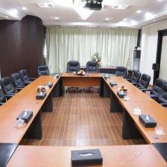 Отель Al Jawhara Metro Дубай помещение для мероприятий