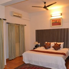Отель Alegria - The Goan Village комната для гостей фото 4