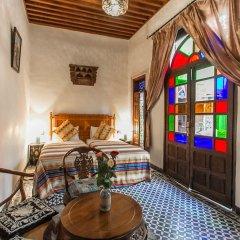 Отель Riad dar Chrifa Марокко, Фес - отзывы, цены и фото номеров - забронировать отель Riad dar Chrifa онлайн удобства в номере фото 2