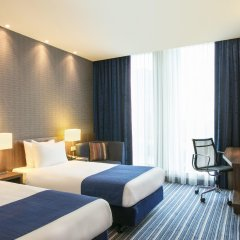 Отель Holiday Inn Express Amsterdam - Schiphol комната для гостей фото 2