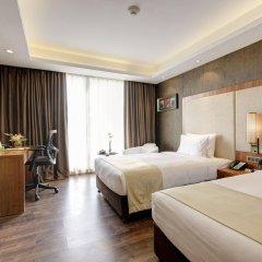 Отель Holiday Inn Kolkata Airport комната для гостей фото 5