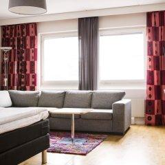 Отель Comfort Hotel Arctic Швеция, Лулео - отзывы, цены и фото номеров - забронировать отель Comfort Hotel Arctic онлайн комната для гостей фото 5