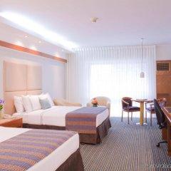 Отель Sonesta Hotel El Olivar Lima Перу, Лима - отзывы, цены и фото номеров - забронировать отель Sonesta Hotel El Olivar Lima онлайн комната для гостей фото 2