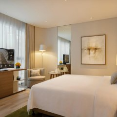 Отель Al Bandar Arjaan by Rotana комната для гостей фото 2