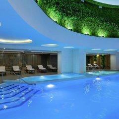 Гостиница DoubleTree by Hilton Almaty бассейн