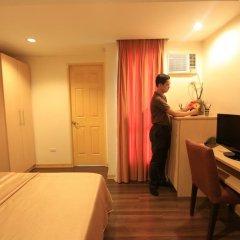 Отель Alejandra Hotel Филиппины, Макати - отзывы, цены и фото номеров - забронировать отель Alejandra Hotel онлайн удобства в номере