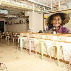 Отель Lief Mojo Saigon гостиничный бар