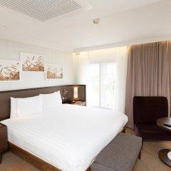 Отель Hilton London Hyde Park комната для гостей фото 3