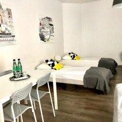 Отель Apartament Stockholm Познань комната для гостей фото 4