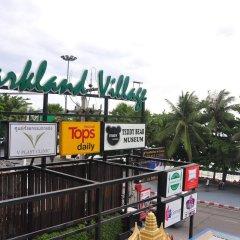 The Bedrooms Hostel Pattaya городской автобус