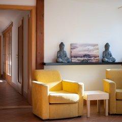 Апартаменты Golden Angel Apartment Прага интерьер отеля