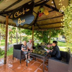 Отель Phu Thinh Boutique Resort And Spa Хойан