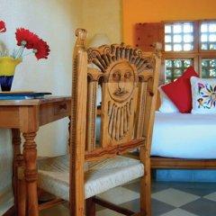 Отель Casa Natalia Сан-Хосе-дель-Кабо удобства в номере