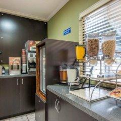 Отель Rodeway Inn Los Angeles США, Лос-Анджелес - 8 отзывов об отеле, цены и фото номеров - забронировать отель Rodeway Inn Los Angeles онлайн питание фото 2